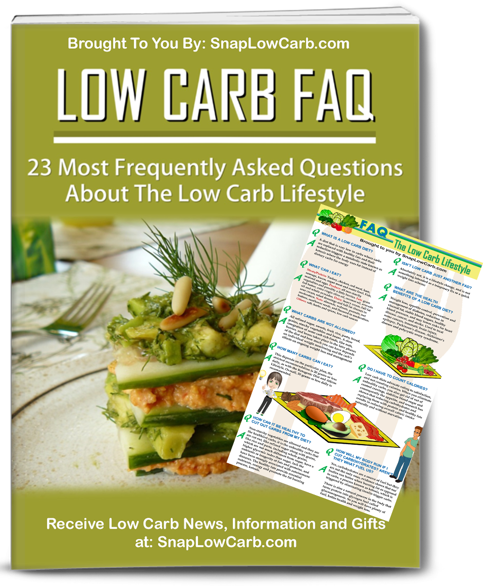 Low Carb FAQ