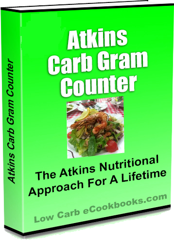 atkins carb counter