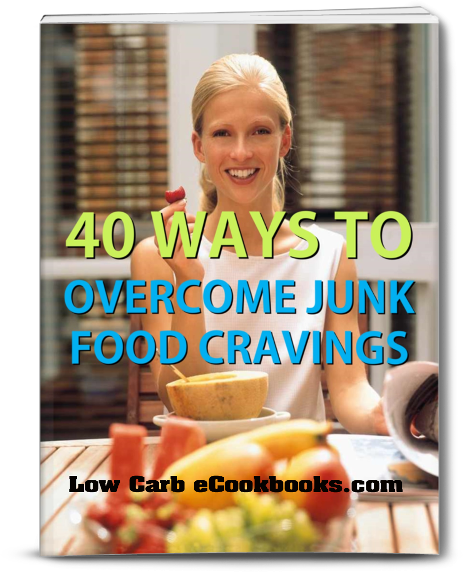40 Ways To Overcome Junk Food Cravings